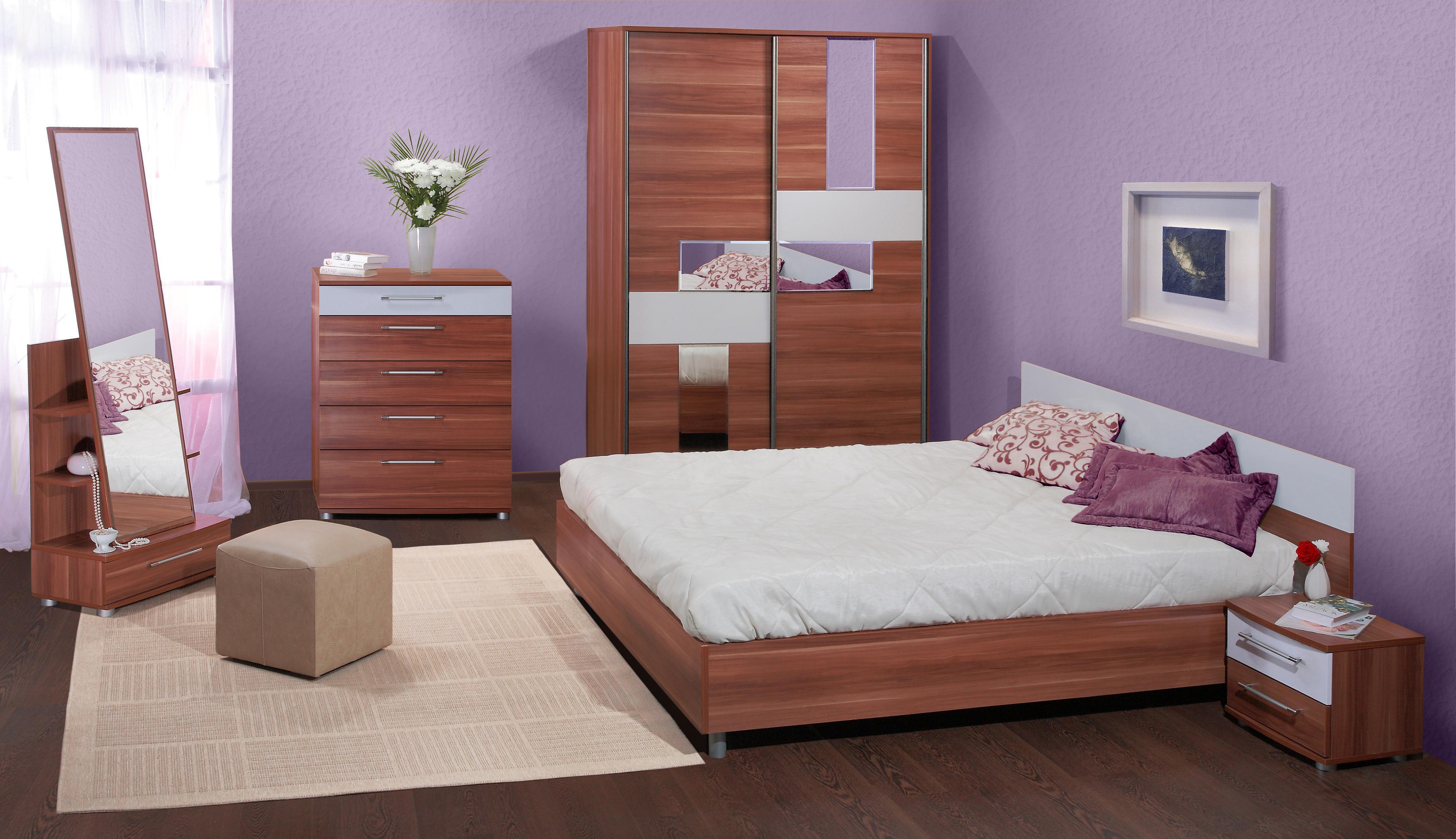 Купить набор мебели для спальни